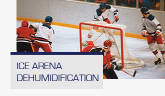 Ice Arena Dehumidification