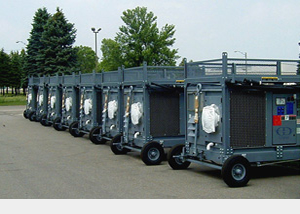 Desiccant Dehumidification for Military Applications