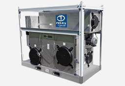 Arid-Dry Mobile Desiccant Dehumidification MS-5000 / 4000