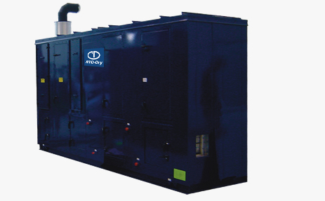 Desiccant Dehumidification for Test Chambers